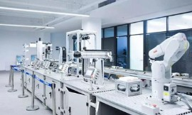 """国内工业机器人产业发展靠""""这三股力"""""""