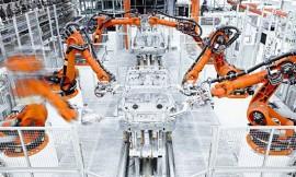 华中数控将加快机器人和教育市场布局